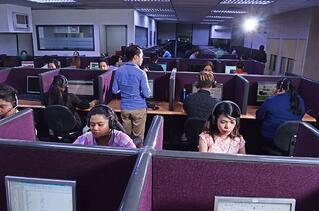 Call Center Company