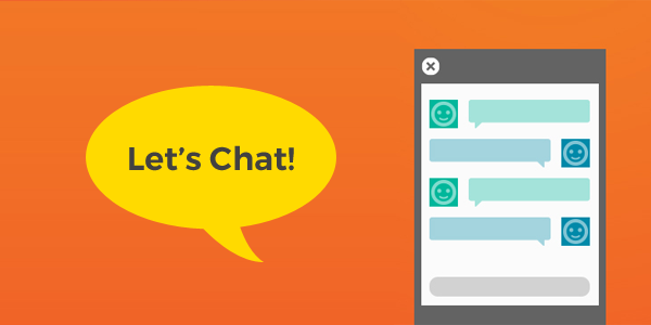 Let's Chat with Live Chat