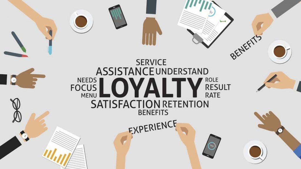 customers loyalty retention