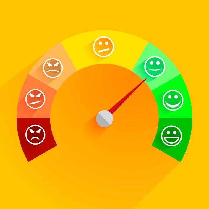 satisfaction-meter