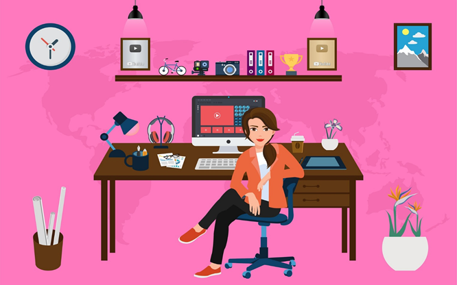 Call Center Agents Working from Home
